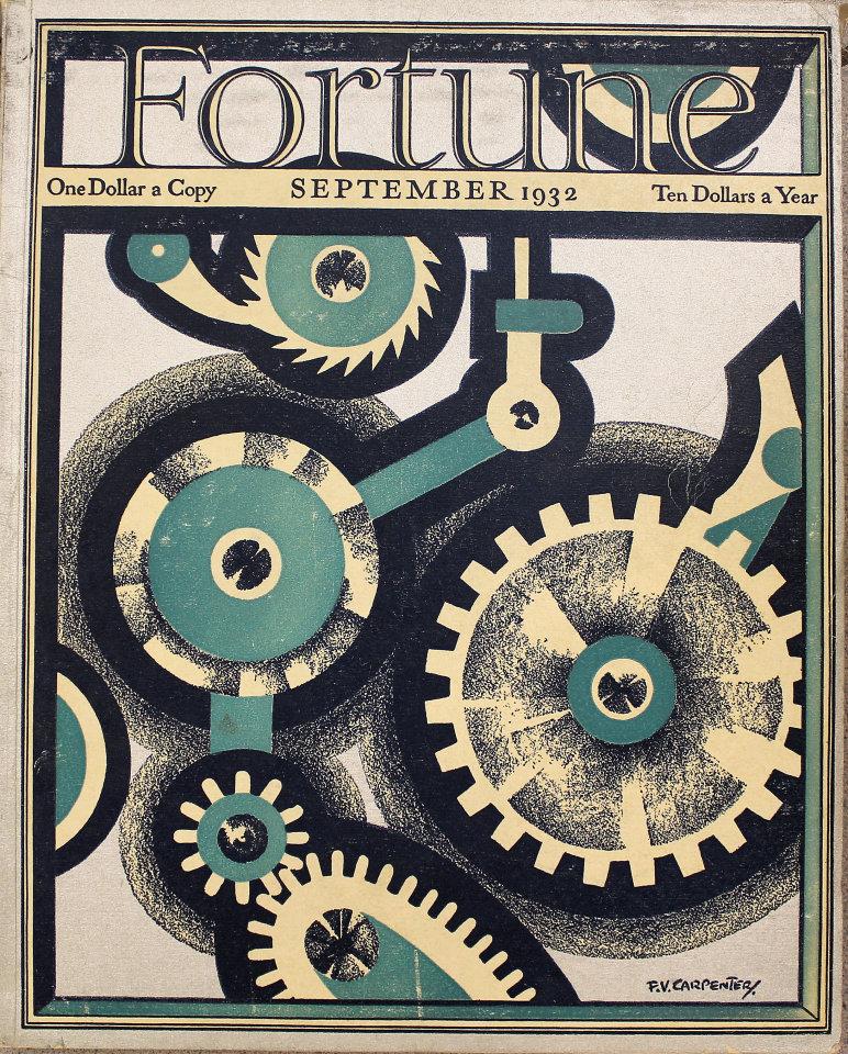 Fortune Vol. VI No. 3