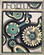 Fortune Vol. VI No. 3 Magazine