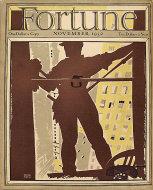 Fortune Vol. VI No. 5 Magazine