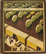Fortune Vol. XI No. 1 Magazine