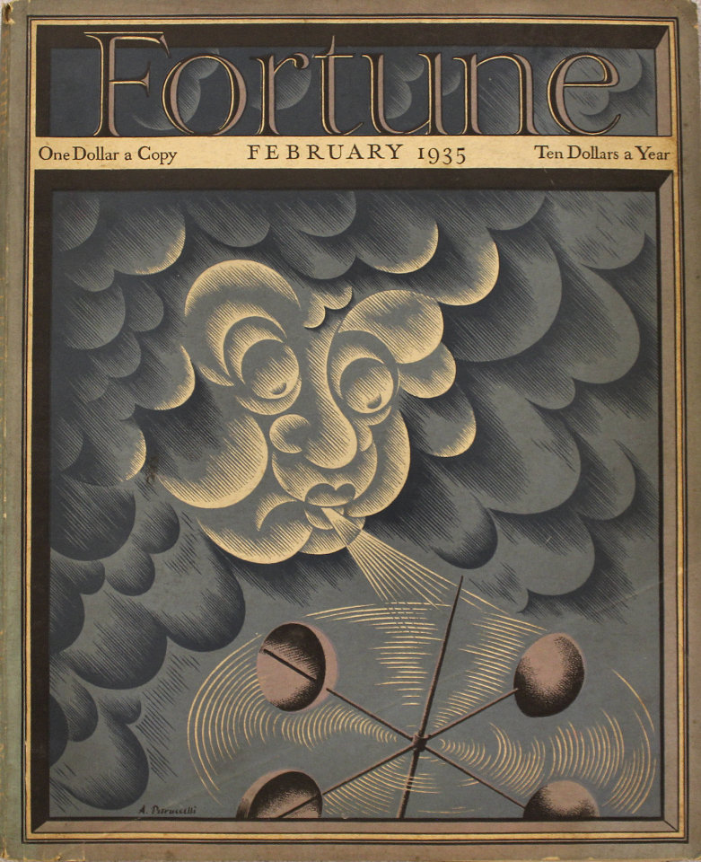 Fortune Vol. XI No. 2