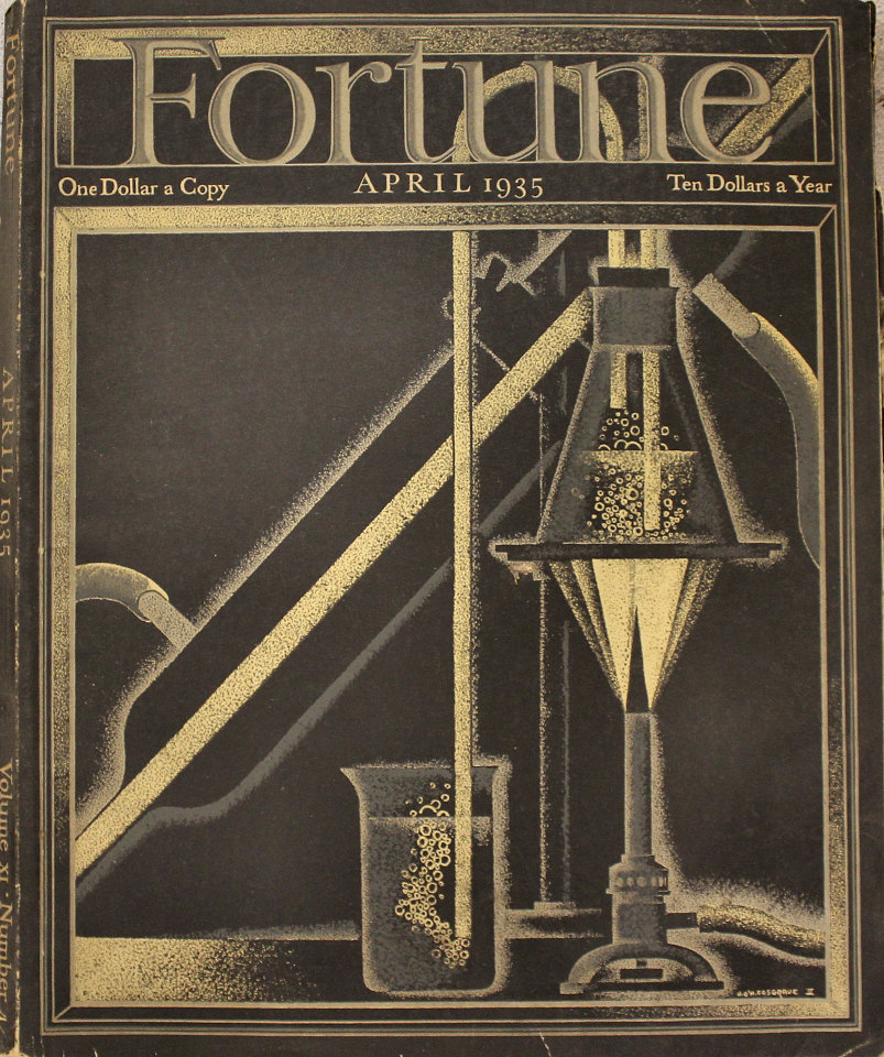 Fortune Vol. XI No. 4