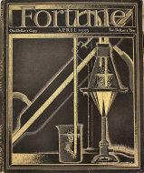 Fortune Vol. XI No. 4 Magazine