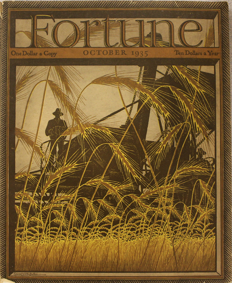 Fortune Vol. XII No. 4