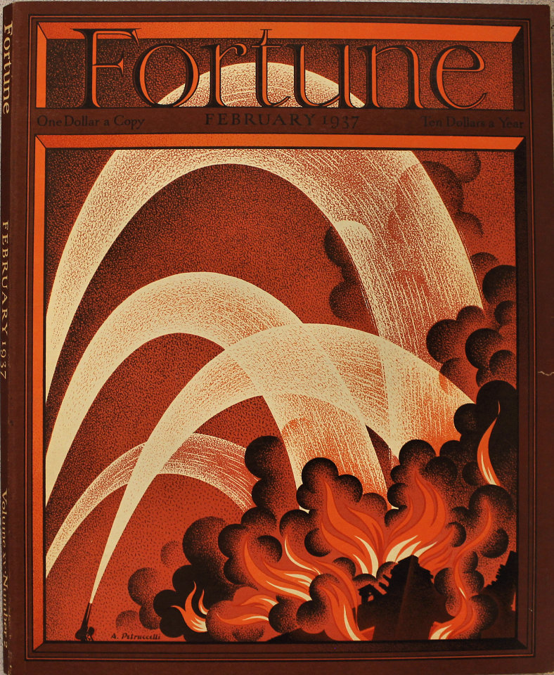 Fortune Vol. XV No. 2
