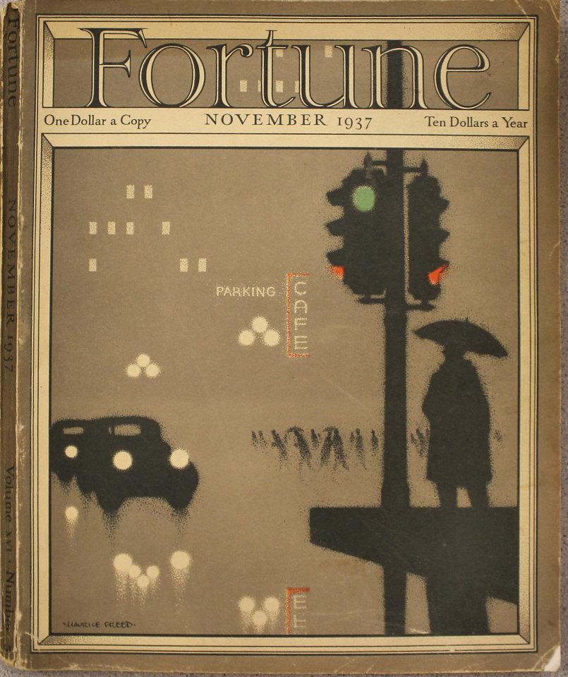 Fortune Vol. XVI No. 5
