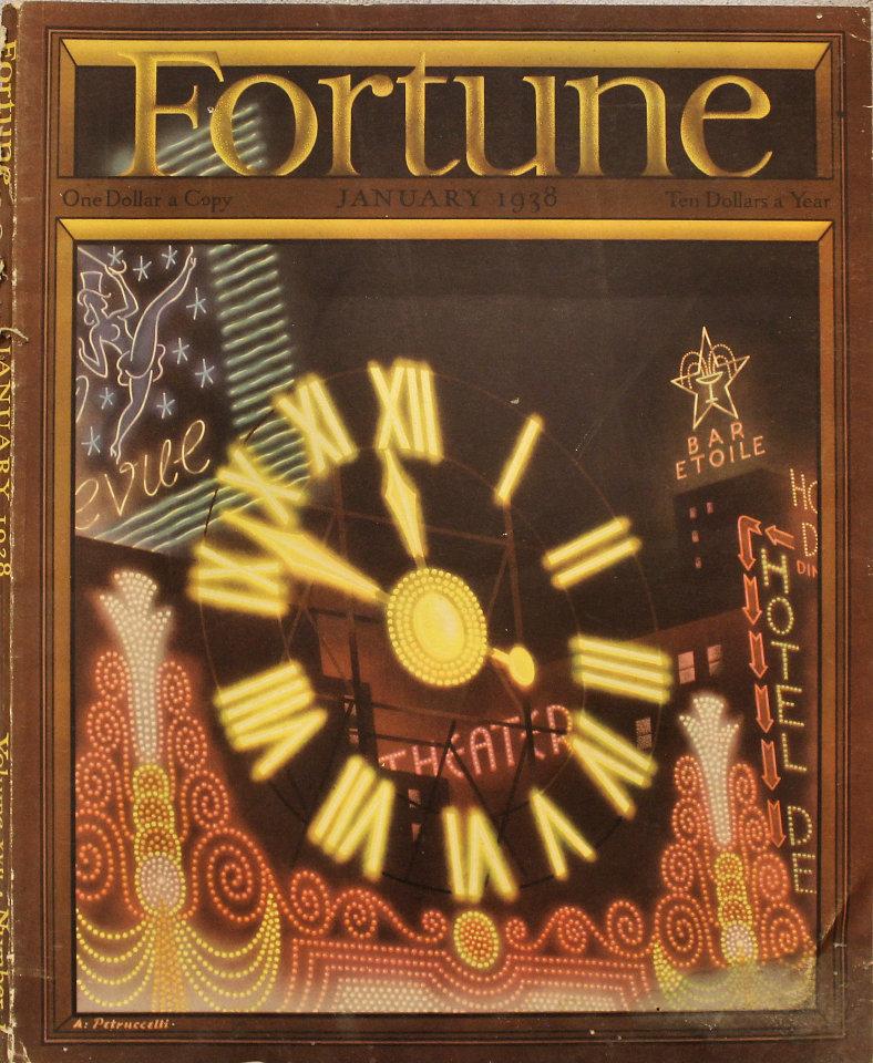 Fortune Vol. XVII No. 1