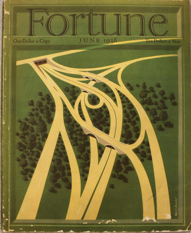Fortune Vol. XVII No. 6
