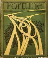 Fortune Vol. XVII No. 6 Magazine