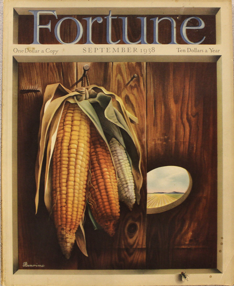 Fortune Vol. XVIII No. 3