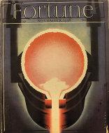 Fortune Vol. XVIII No. 5 Magazine