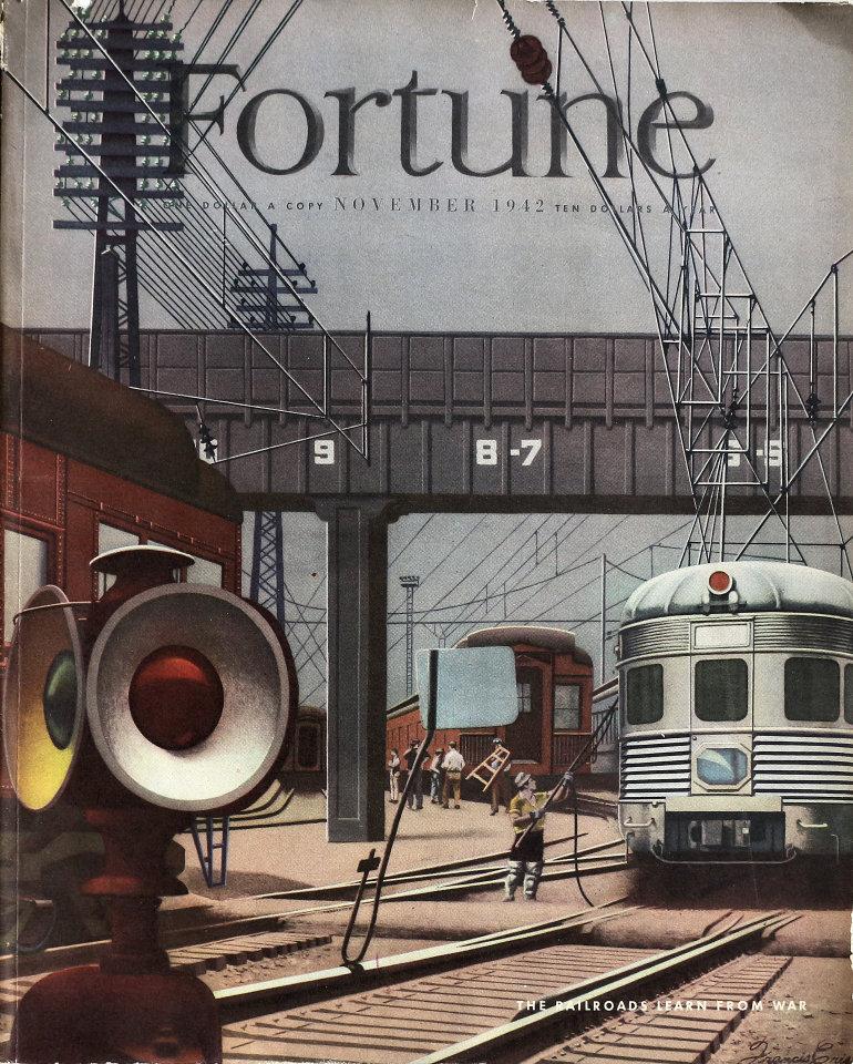 Fortune Vol. XXVI No. 5