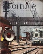 Fortune Vol. XXVI No. 5 Magazine