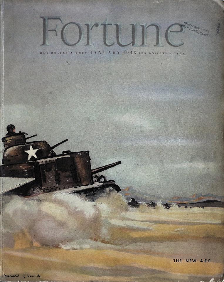 Fortune Vol. XXVII No. 1