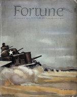 Fortune Vol. XXVII No. 1 Magazine