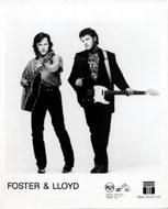 Foster & Lloyd Promo Print