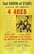 Four Aces Poster