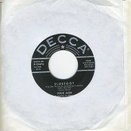 "Four Aces Vinyl 7"" (Used)"