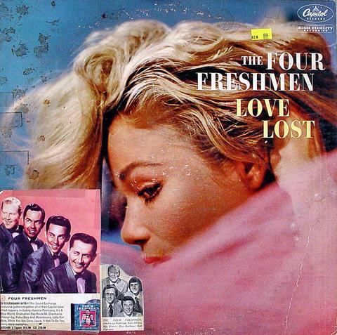 """Four Freshmen Vinyl 12"""" (Used)"""