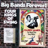"""Four Kings Of Swing Vinyl 12"""" (Used)"""