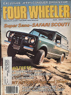 Four Wheeler Magazine August 1979 Magazine