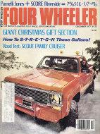 Four Wheeler Magazine December 1977 Magazine