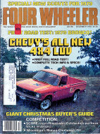Four Wheeler Magazine December 1978 Magazine