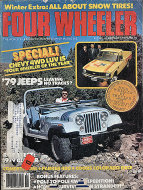 Four Wheeler Magazine February 1979 Magazine