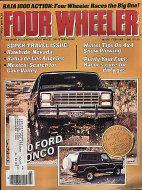 Four Wheeler Magazine February 1980 Magazine