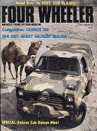 Four Wheeler Magazine July 1976 Magazine