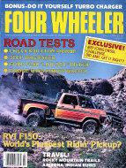 Four Wheeler Magazine July 1978 Magazine