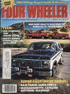 Four Wheeler Magazine July 1980 Magazine