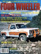Four Wheeler Magazine June 1978 Magazine