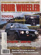 Four Wheeler Magazine June 1980 Magazine
