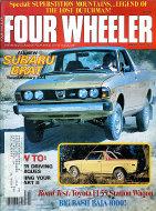 Four Wheeler Magazine March 1978 Magazine