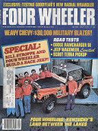 Four Wheeler Magazine May 1979 Magazine