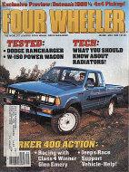 Four Wheeler Magazine May 1980 Magazine