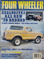 Four Wheeler Magazine September 1977 Magazine