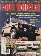 Four Wheeler Magazine September 1980 Magazine
