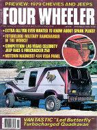 Four Wheeler Vol. 15 No. 11 Magazine