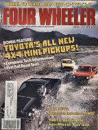 Four Wheeler Vol. 16 No. 7 Magazine