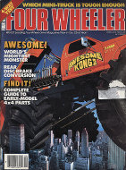 Four Wheeler Vol. 22 No. 6 Magazine