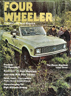 Four Wheeler Vol. 8 No. 10 Magazine