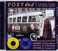 Foxy R&B Richard Stamz Chicago Blues CD