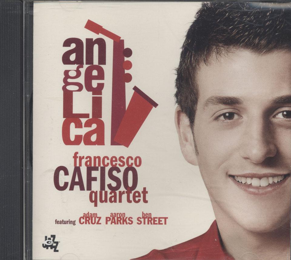 Francesco Cafiso Quartet CD