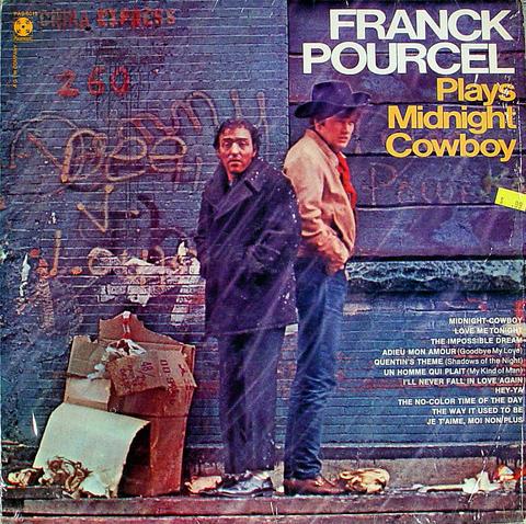 """Franck Pourcel Vinyl 12"""" (Used)"""