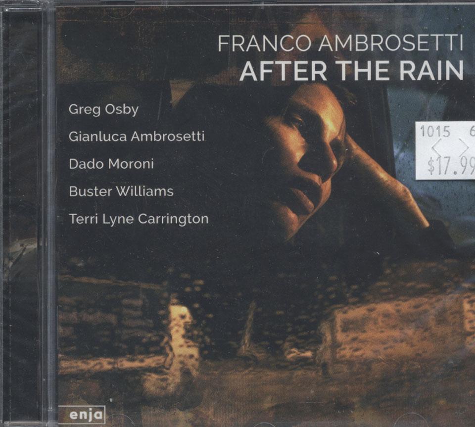 Franco Ambrosetti CD