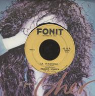"Franco Scarica with Rhythm Section Vinyl 7"" (Used)"
