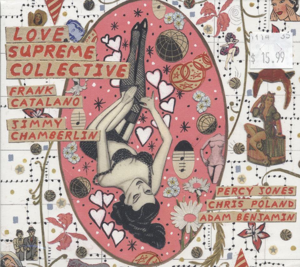 Frank Catalano/ Jimmy Chamberlin CD