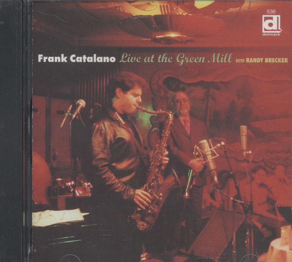 Frank Catalano CD